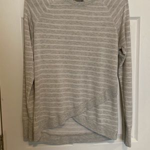 Athleta Criss Cross Sweatshirt - Size M Tall